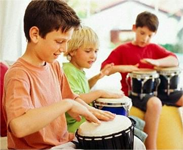 children's Music Therapy